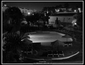 Floodlit Pool