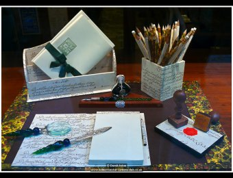 Letter Writer's Desk
