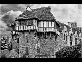 Stokesey Castle Keep