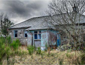 Bucksburn old schoolhouse