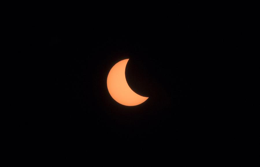 Eclipse start