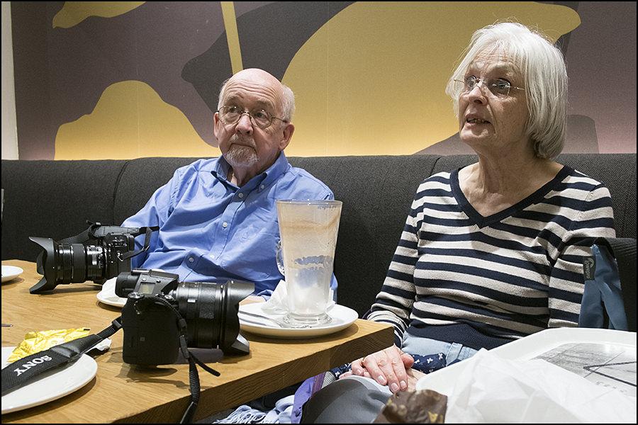 Jill and Len