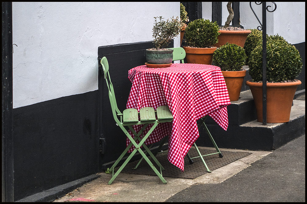 Bewdley quiet corner
