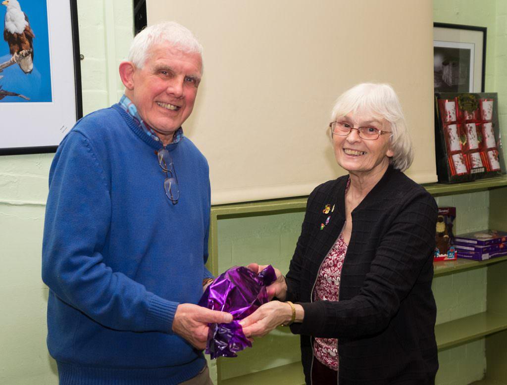 Peter & Jill prize